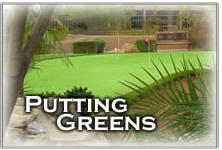 Phoenix Artificial Putting Greens from American Turf Co.